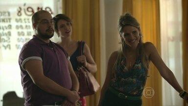Chapa Quente - Episódio do dia 14/05/2015, na íntegra - Marlene consegue trazer Josy de volta para o salão