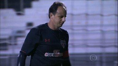 São Paulo joga mal e perde por 1 a 0 para a Ponte Preta - Rogério Ceni trabalha bem e evita goleada da Macaca