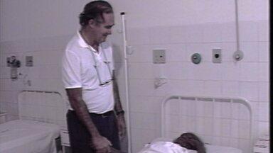 Morre o médico Taciano Campos, um dos diretores das Obras de Irmã Dulce - Doutor Taciano dedicou mais de 40 anos às Obras Sociais Irmã Dulce.