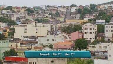 Confira a previsão do tempo para esta terça-feira (19) no Sul de Minas - Confira a previsão do tempo para esta terça-feira (19) no Sul de Minas