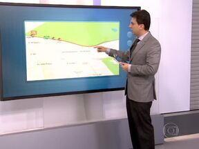 Veja a edição do Radar DF desta terça-feira - Veja como baixar aplicativo que mostra a situação do trânsito em tempo real.