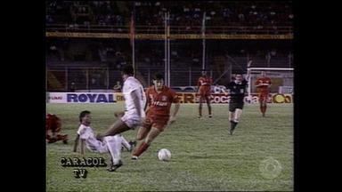 Inter perde para o América de Cali por 4 a 2 na Libertadores de1993; relembre - Assista ao vídeo.