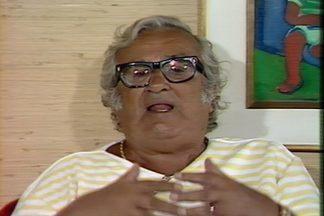 Confira entrevista de Chacrinha para o Vídeo Show de 1972 - Ao lado da esposa Florinda, artista conversou com Tássia Camargo