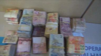 Operação contra tráfico de drogas prende um home e duas mulheres - Os três acusados são de outros estados e traficavam entorpecentes em Pernambuco.