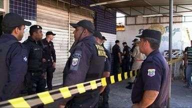Número de roubos sobe este ano na Grande Cuiabá - Moradores de Cuiabá afirmam que a falta de segurança pública é uma das principais preocupações. O número de roubos na capital subiu este ano.