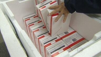 Baixo estoque de vacinas BCG preocupa famílias - Imunização é contra tuberculose.