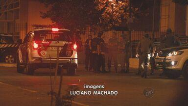 PF, PM e Ministério Público fazem operação contra roubo de cargas na região de Campinas - Casos de mega-assaltos assustam nos primeiros meses de 2015.