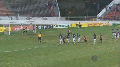 Confira os gols dos jogos do Ituano e Santos pela Copa do Brasil - Sport Recife bateu o Peixe por 2 a 1.