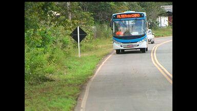 Reunião discute problemas na comunidade São Brás - Só no mês de maio, um acidente de trânsito com mortes e um homicídio chamaram a atenção da população da comunidade.