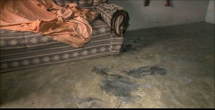 Mulher morre carbonizada em incêndio dentro de casa em Araçagi, na Paraíba - A polícia investiga a possibilidade do caso ter sido um acidente causado por vela.
