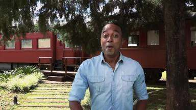 Hoje é dia de Trem: Litorina - Alexandre Henderson pegou o trem da Litorina e bateu um papo com os funcionários do meio de transporte