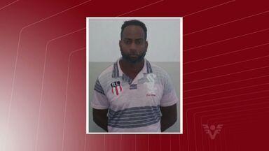 Homem procurado pela Polícia da região foi preso em Suzano - Ele é suspeito de assassinar o chefe de disciplina do CDP de Praia Grande, em agosto do ano passado.