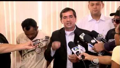 Polícia Militar prende o 5º suspeito de participar de estupro coletivo no Piauí - Polícia Militar prende o 5º suspeito de participar de estupro coletivo no Piauí