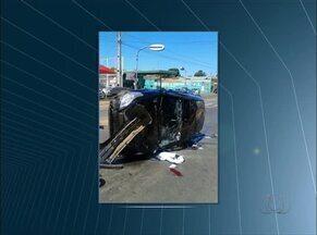 Motociclista é arrastado por carro em acidente na cidade de Porto Nacional - Motociclista é arrastado por carro em acidente na cidade de Porto Nacional