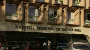Confirmada a morte de paciente internada em Taguatinga com a superbactéria KPC - Ela estava internada há 23 dias no Hospital de Taguatinga e morreu no domingo (31). A senhora, de 79 anos, teve complicações da doença e estava com pneumonia.