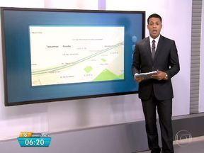Veja a edição do Radar DF desta segunda-feira - Veja como baixar aplicativo que mostra a situação do trânsito em tempo real.