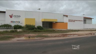 Após seis meses da inauguração, Cetecma de Pindaré-Mirim continua sem funcionar - Após seis meses da inauguração, Cetecma de Pindaré-Mirim continua sem funcionar