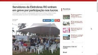 Veja os destaques do G1 de Rondônia desta segunda-feira (1) - Veja as principais notícias desta tarde, com Ana Fabre.