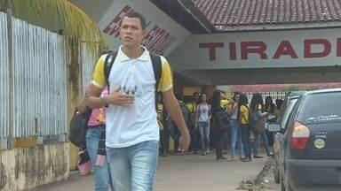 Problema no linhão interrompe energia em localidades do Amapá ligadas ao SIN - Pela primeira vez houve uma interrupção de energia por causa de problema no linhão depois que o Amapá foi interligado ao sistema nacional.