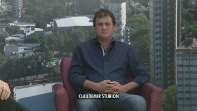 Claudemir Sturion assume o Foz para a Série D - É a terceira passagem do técnico pela cidade