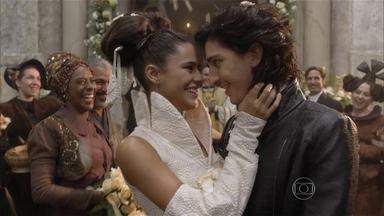 Amorteamo - Episódio do dia 05/06/2015, na íntegra - Confira o último episódio dessa fábula de amor e de morte