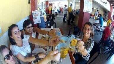 Em Movimento: Roda de Boteco - Chefs se reuniram para experimentar petiscos que concorrem a 11° edição do Roda de Boteco.
