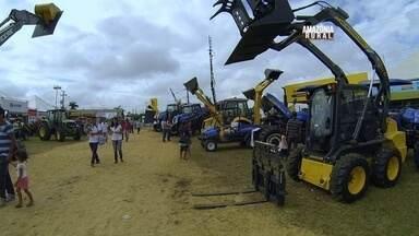 Confira as inovações tecnológicas feira Rondônia Rural Show - Tecnologias ajudam o agricultor a aumentar seus ganhos e trabalhar de forma mais rápida.