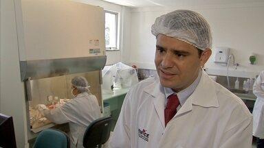 Médico fala sobre técnica de congelamento de tecidos de ovário - João Marcos, médico responsável pelo Banco de Tecidos Ovarianos do Ceará, fala sobre técnica inovadora.