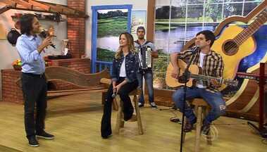 Maria Cecília e Rodolfo abriu o Meu MS com a música 'Espalhe Amor' - Maria Cecília e Rodolfo abriu o Meu MS com a música 'Espalhe Amor'