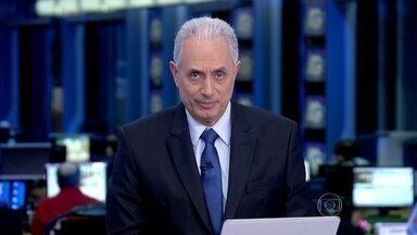 Joaquim Levy descarta a volta da CPMF - O ministro Joaquim Levy descartou, em São Paulo, a volta da CPMF. A retomada da contribuição tinha sido sugerida pelo ministro Arthur Chioro, durante o congresso do PT, em Salvador.