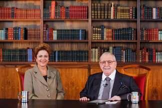Programa do Jô - Programa de sexta-feira, dia 12/06/2015, na íntegra - Nesta sexta-feira, dia 12, Jô Soares comandou uma edição especial do Programa do Jô ao entrevistar a presidente Dilma Rousseff