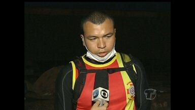 Corpo achado boiando no Lago do Maicá segue sem identificação - Homem estava de short e não apresentava sinais de lesões.