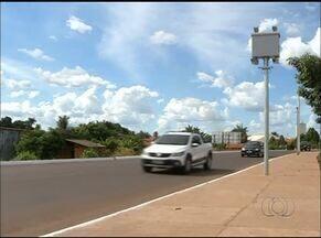 Radares eletrônicos começam a funcionar nas ruas de Araguaína - Radares eletrônicos começam a funcionar nas ruas de Araguaína