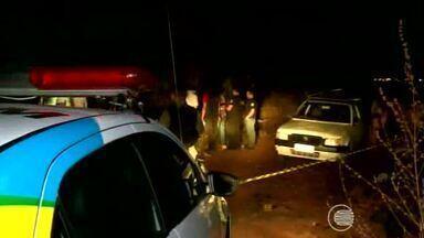 Homem foi brutalmente assassinado com 17 facadas no Parque Rodoviário - Homem foi brutalmente assassinado com 17 facadas no Parque Rodoviário