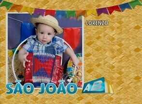 Veja fotos de telespectadores brincando o São João - Telejornal exibirá mais imagens nesta segunda-feira (15).