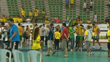 Brasil é campeão no Torneio Quatro Nações de Handebol - Seleção brasileira vence a Tunísia por 31 a 28 e conquista o título e João Pessoa.