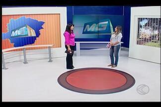 Repórter do G1 fala sobre reportagem especial no site - Terreno foi doado a santo em Paracatu.Enquete sobre feita para saber opinião de internautas.