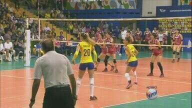 Campinas, SP, recebe amistoso internacional de vôlei feminino neste sábado - A seleção brasileira enfrenta o Japão no Ginásio do Taquaral.