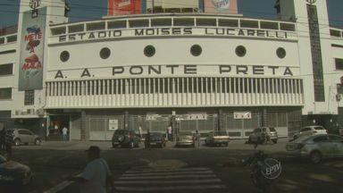 Ponte Preta enfrenta o Goiás neste domingo pela Série A do Brasileirão - O jogo entre a Macaca e o Goiás começa às 11h no estádio Moisés Lucarelli em Campinas (SP).