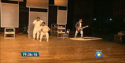 """JPB2JP: """"O dia em que Sam morreu"""" está em cartaz no Teatro Paulo Pontes - Montagem do Armazém Companhia de Teatro."""