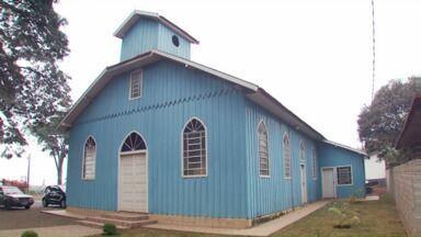 Capela na Estrada Guaiapó será tombada pelo Patrimônio Histórico - Igreja foi construída na década de 50 pela própria comunidade