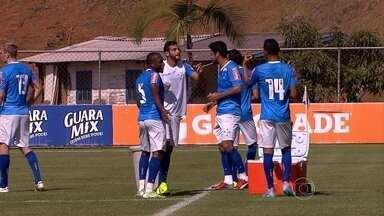 Cruzeiro joga contra o Vasco no Rio de Janeiro - Já o Atlético-MG só volta a campo no sábado que vem, contra o Flamengo.