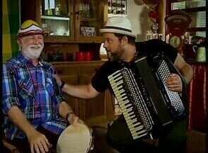 Artistas de estados do Nordeste se apresentam em programa especial da TV Globo - Cantor Wesley é o responsável pelas entrevistas.
