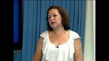 Quadro Saúde esclarece dúvidas sobre anemia - Pediatra Terezinha Leão explica como identificar doenças nas crianças.