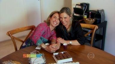 Gols da ficção alegram o Vídeo Show desta terça-feira - Aula de sotaque paulista também está no programa de hoje