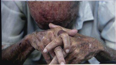 Casos de violência envolvendo idosos crescem no Amapá - O idoso continua sendo vítima da violência no Amapá e existem cada vez mais casos de maus tratos. No ano passado 10 idosos morreram. Um levantamento recente revelou que a maioria das vítimas é do sexo feminino.