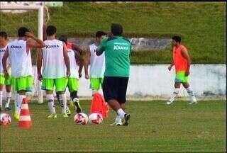 Guarani se prepara para a Série D do Campeonato Brasileiro - Estádio volta aos treinos.