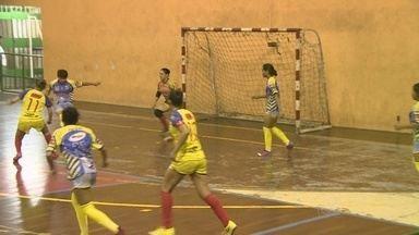 Confira como foi a quinta rodada do campeonato amazonense de futsal feminino sub-20 - Fase classificatória da competição está próxima ao fim.