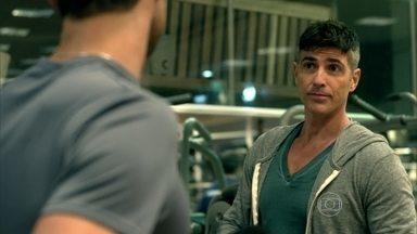 Anthony sugere que Igor tenha um filho com Pia - Objetivo de Igor é se casar com a namorada
