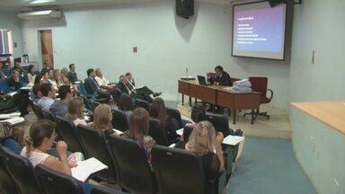Em Cacoal acontece curso para 40 Magistrados de RO - Cerca de 40 juízes e assessores de diferentes municípios participaram do curso.